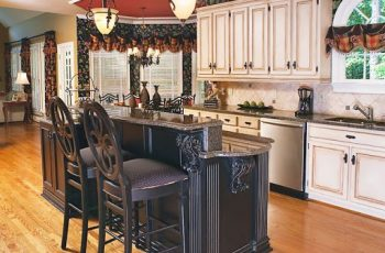 اصول فنگ شویی و دکور آشپزخانه